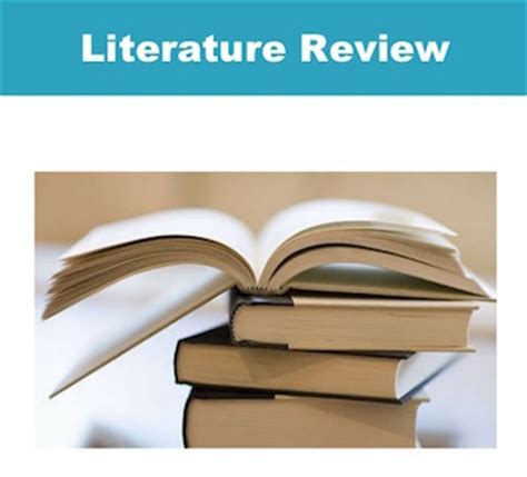 What is a Literature Review? - Literature Reviews